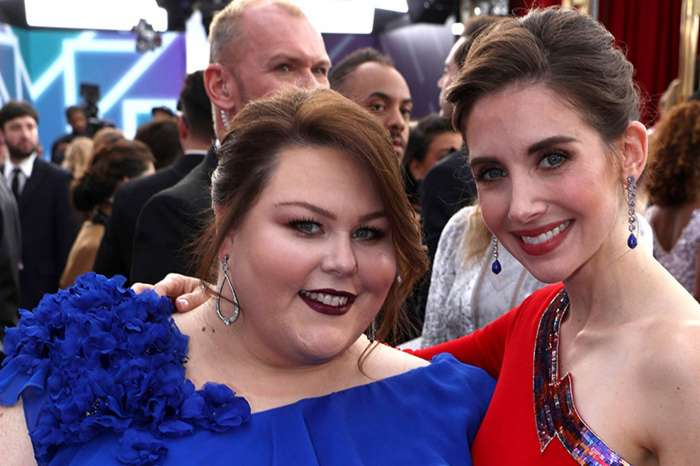 """Chrissy Metz Slams 'Fabricated' Audio About Her Calling Alison Brie A """"B---h"""" At The 2019 Golden Globes"""