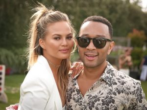 Chrissy Teigen And John Legend Dish On Their Big Fight At Kanye And Kim's Wedding