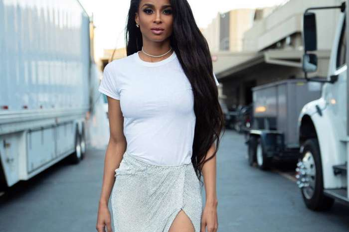 Ciara Shows Off Her Impressive Body And Feet In Strappy Bikini Photo -- Fans Call Russell Wilson, A Lucky Man