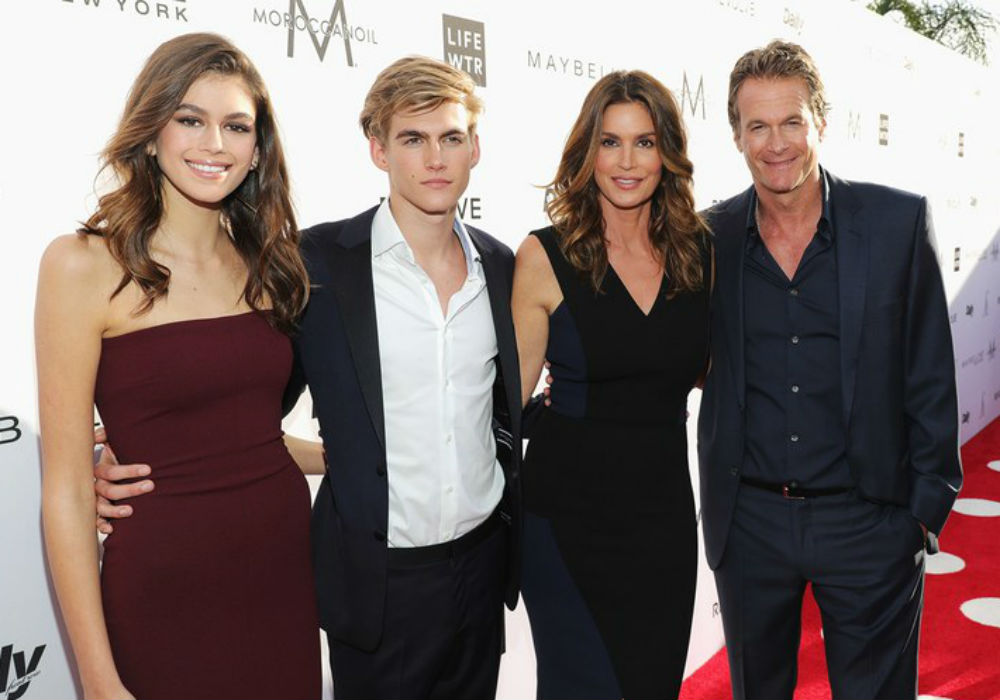 Cindy Crawford's Kids Dubbed 'Out Of Control' Amid Presley's DUI Arrest