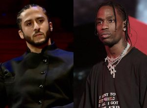 Colin Kaepernick Makes It Clear That He's Not Okay With Travis Scott Performing At The Super Bowl!