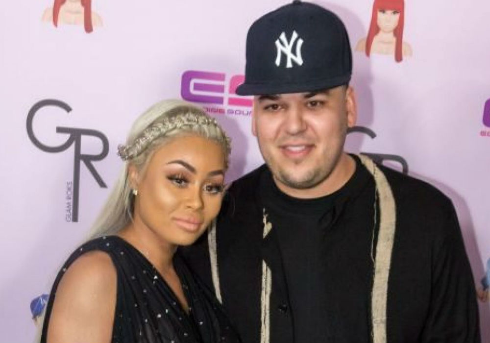 Cops Pull Up On Blac Chyna After Disturbing Anonymous Call