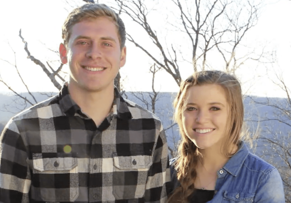 Counting On' Star Joy-Anna Duggar Offers Rare Glimpse Of Baby Gideon Amid Rumors Of Baby No 2