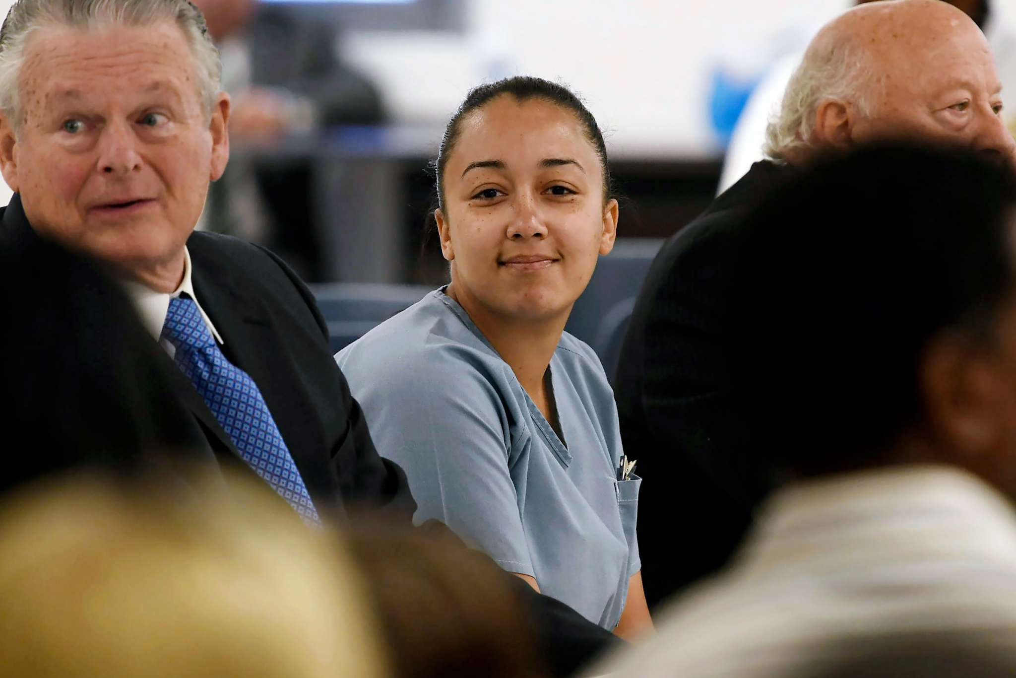 T.I. Celebrates: Sex Trafficking Victim Cyntoia Brown Is Granted Clemency After Serving 15 Years In Prison