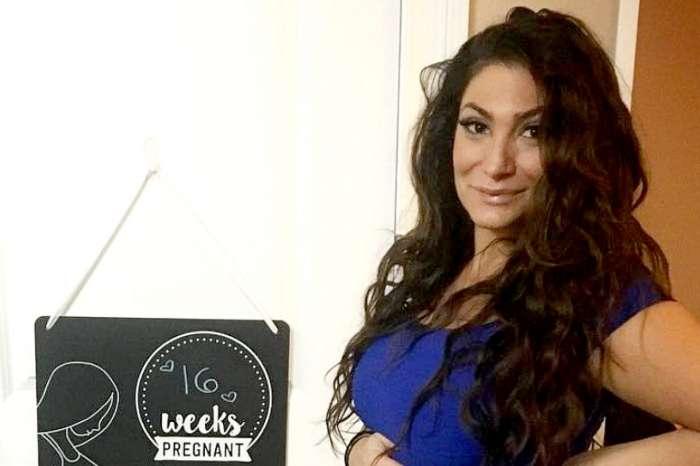 'Jersey Shore' Star Deena Cortese Gives Birth To Her First Child