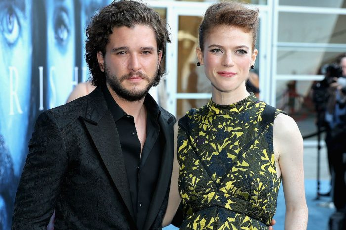 Does Kit Harington's Wife Rose Leslie Know How Game Of Thrones Will End?