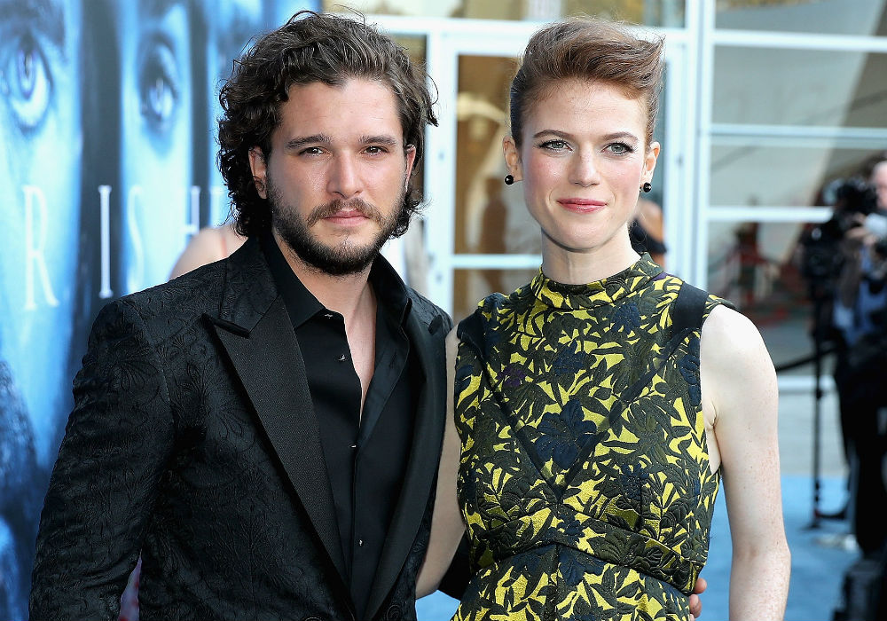 Does Kit Harington's Wife Rose Leslie Know How Game Of Thrones Will End