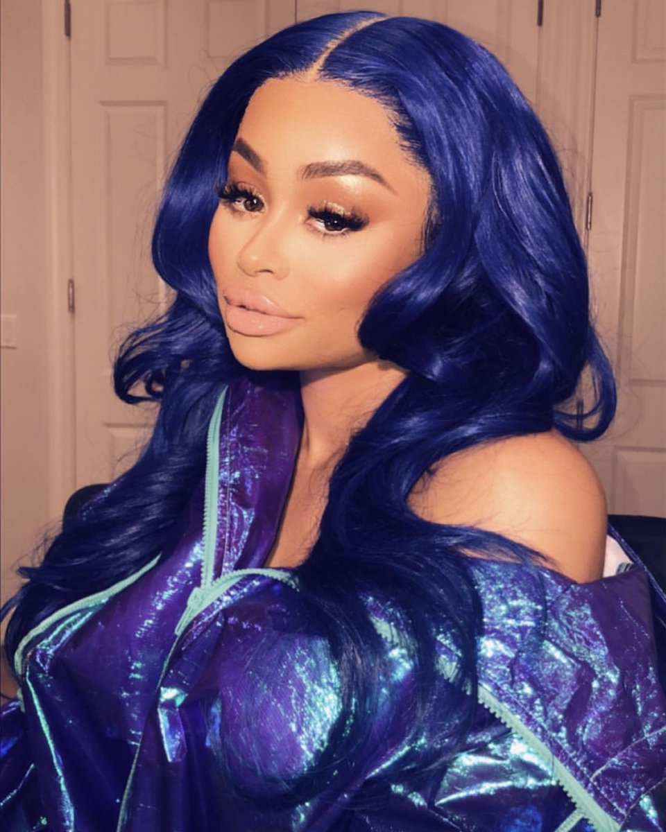 Blac Chyna Debuts New Hair While Wishing Fans A Happy New Year
