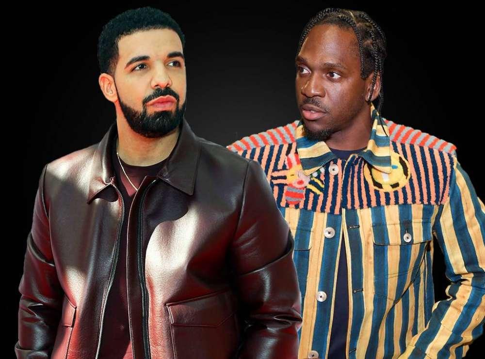 Drake and Pusha-T