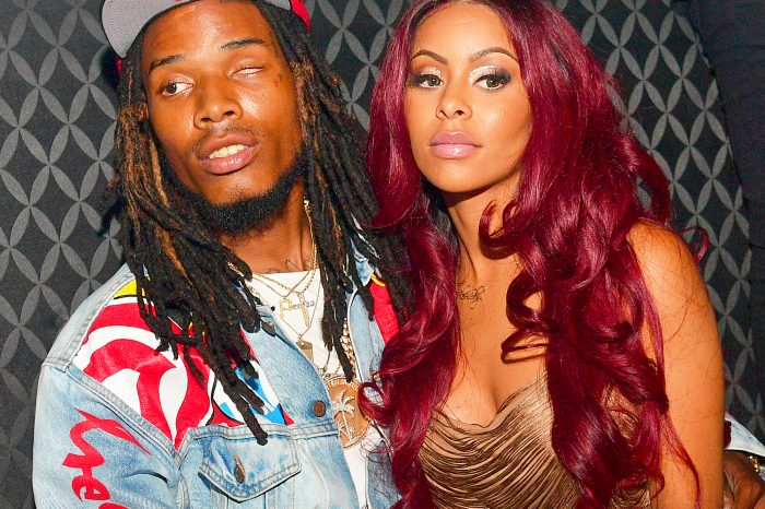 Battle Of The Baby Mamas: Fetty Wap's Ex Lazhae Zeona Pulls A Knife Out On Alexis Skyy And Gets Arrested!
