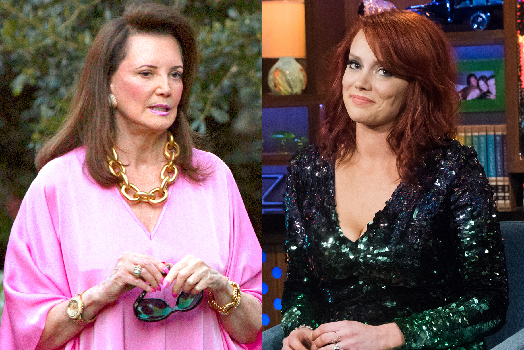 Former Southern Charm Enemies Kathryn Dennis And Patricia Altschul Are Now FriendshipGoals