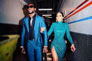 Gucci Mane's Wife Keyshia Ka'Oir Shows Off Curves In Red Dress As Joseline Hernandez Dominates The Dance Floor At Her Birthday Party