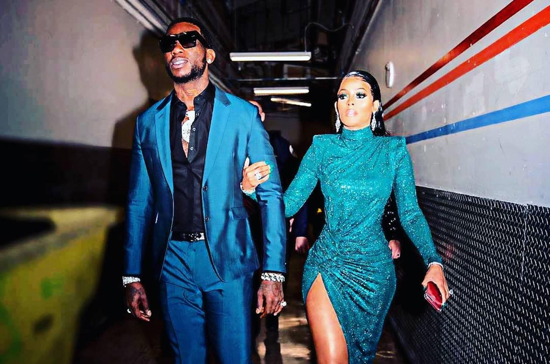 Gucci Mane Keyshia Ka'Oir Davis Birthday
