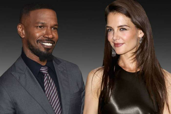 Insiders Claim Jamie Foxx Will Never Commit To Katie Holmes And She Couldn't Care Less