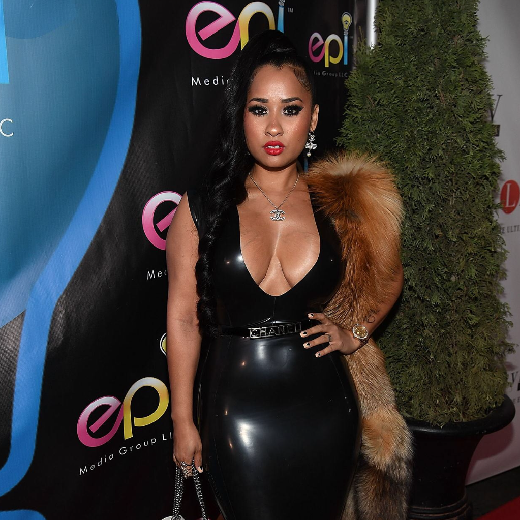 Tammy Rivera Shows Off The Dress She Walked In Down The Aisle