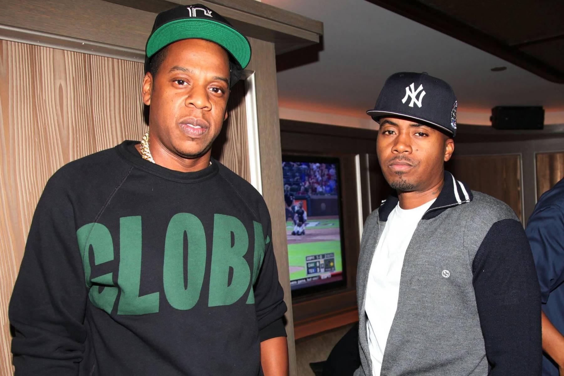 Jay-Z Nas R. Kelly Teenage Girls Scandal