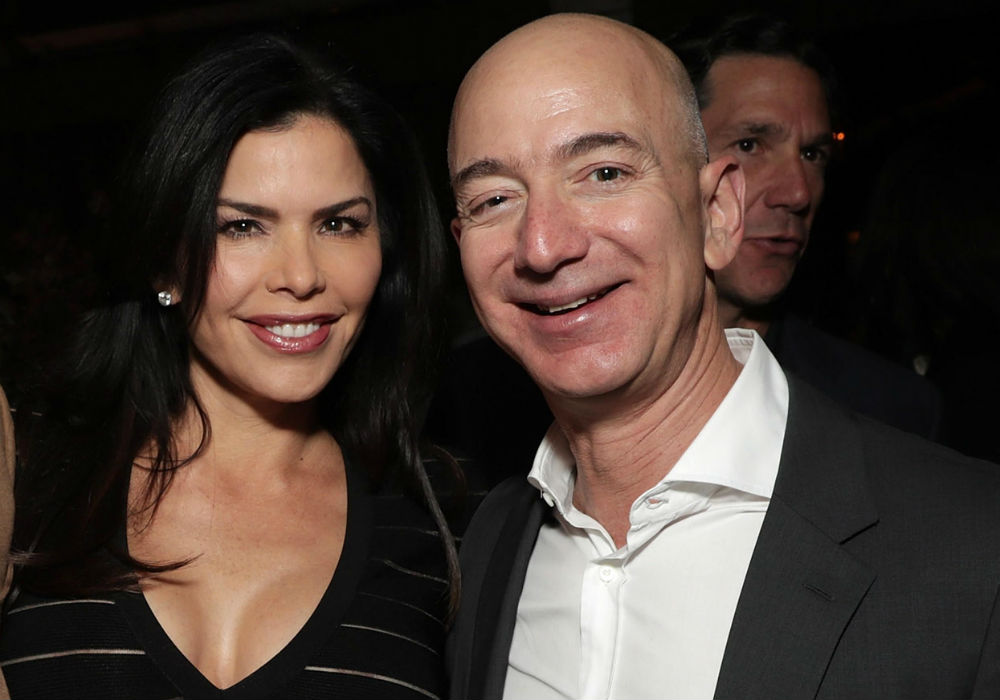 Jeff Bezos And Lauren Sanchez's Shocking Texts Leaked And Her 'Loose Lips' Are The Reason Why