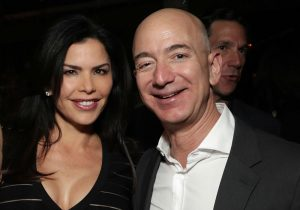 Jeff Bezos Will Reportedly Bring Mistress Lauren Sanchez With Him To The Oscars