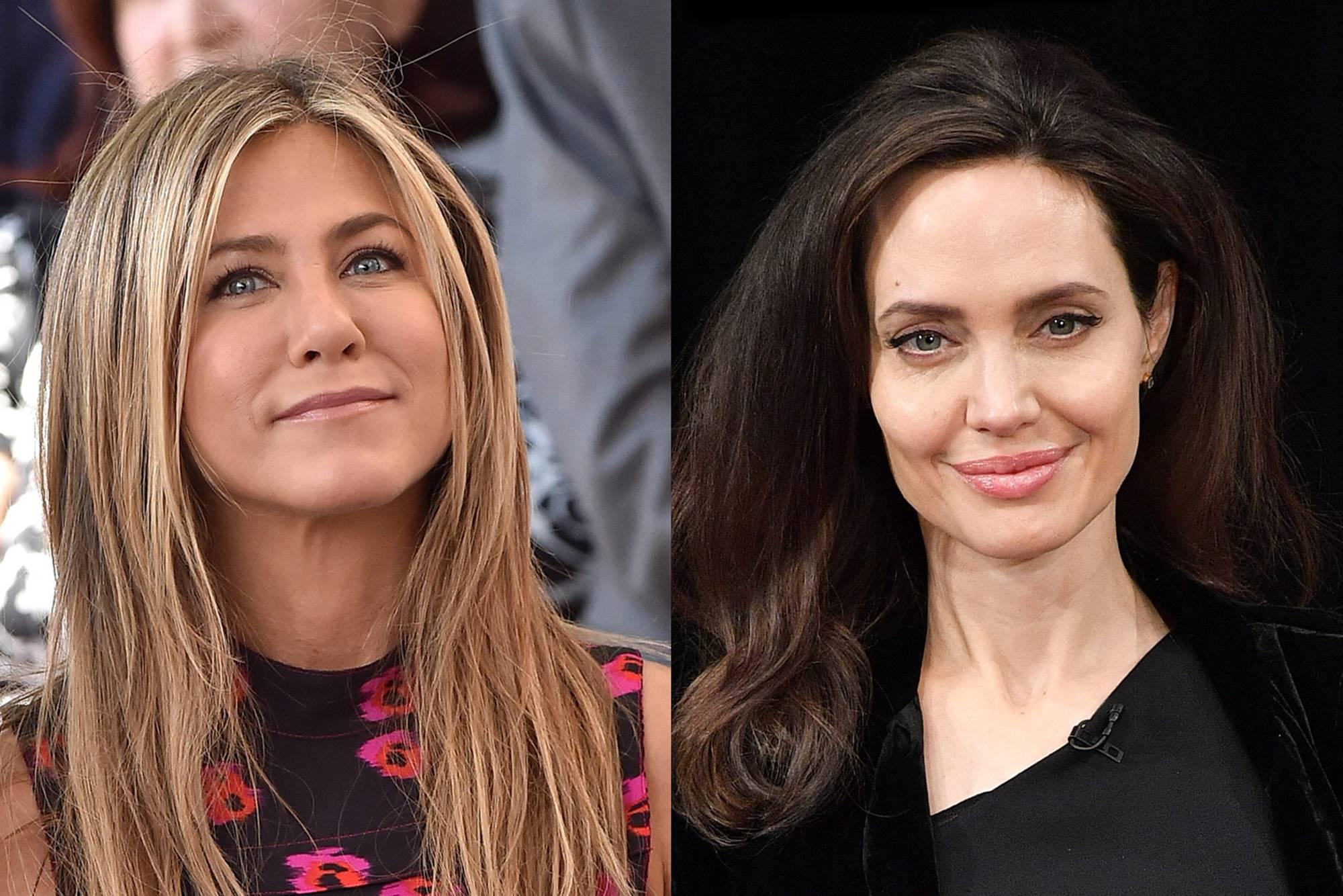 Jennifer Aniston Angelina Jolie Brad Pitt Dating