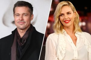 Jennifer Aniston - Is She Jealous Amid Rumors Brad Pitt And Charlize Theron Are Dating?