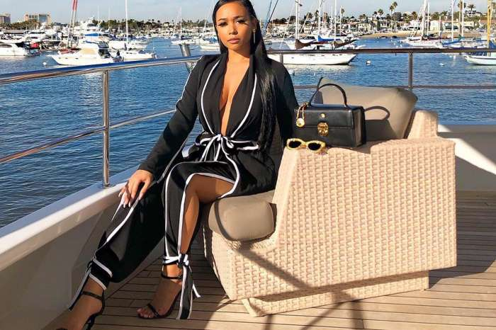 Jordan Craig Shows Off Her Spectacular Figure In Mini Dress -- Classy Photos Even Have Some Khloe Kardashian And Tristan Thompson Fans Smiling