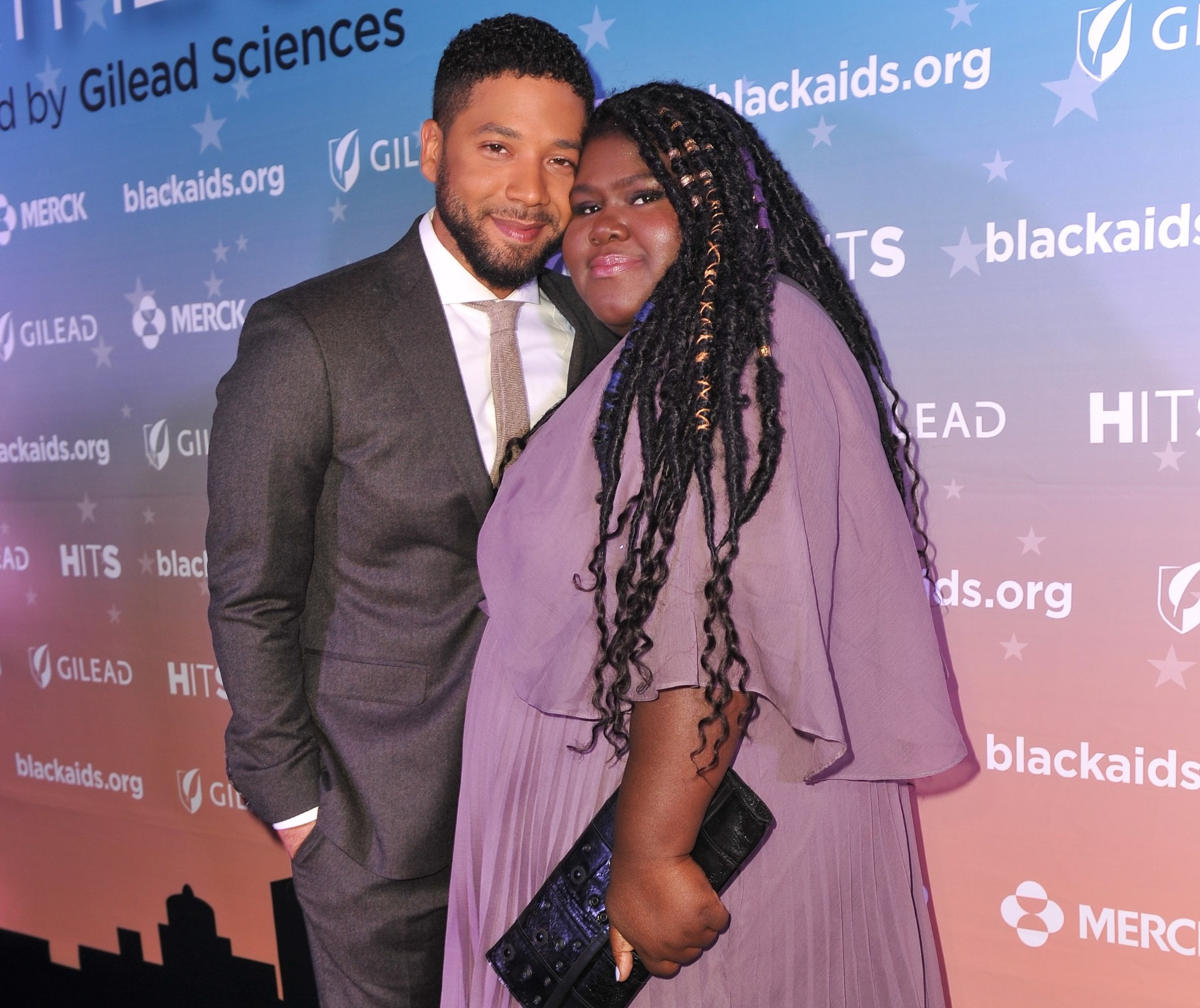 Jussie Smollett Gabourey Sidibe Empire