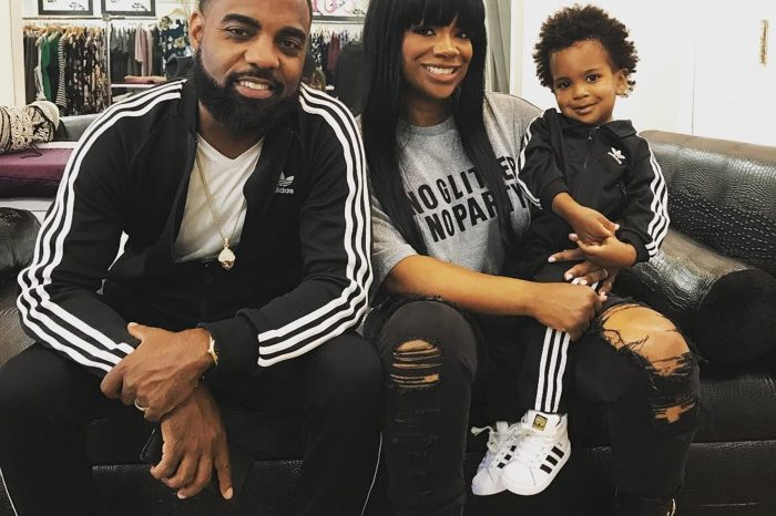 Watch Kandi Burruss' Video With Todd Tucker And Ace To See Their Morning Routine Before School