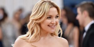 Kate Hudson Reveals She Wants To Raise Newborn Daughter 'Genderless'