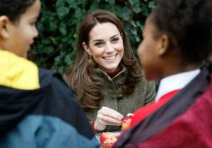 Kate Middleton Left Speechless When Asked This Question About Queen Elizabeth
