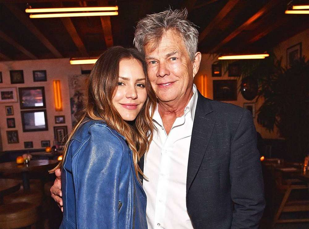 Katharine Mcphee Talks Back To Troll Who Thinks Her Upcoming Marriage To David Foster Is Already Doomed Celebrity Insider