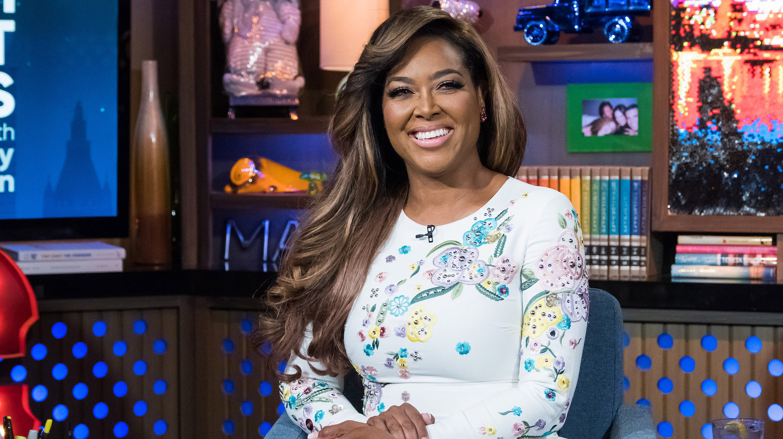 Kenya Moore Calls Baby Brooklyn The Love Of Her Life And Shares Gorgeous Memories With Her And Marc Daly
