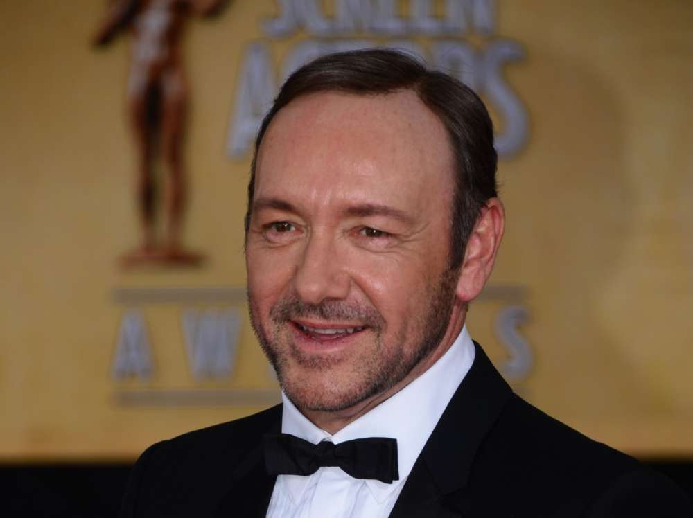 Kevin Spacey's lawyers enter not guilty plea