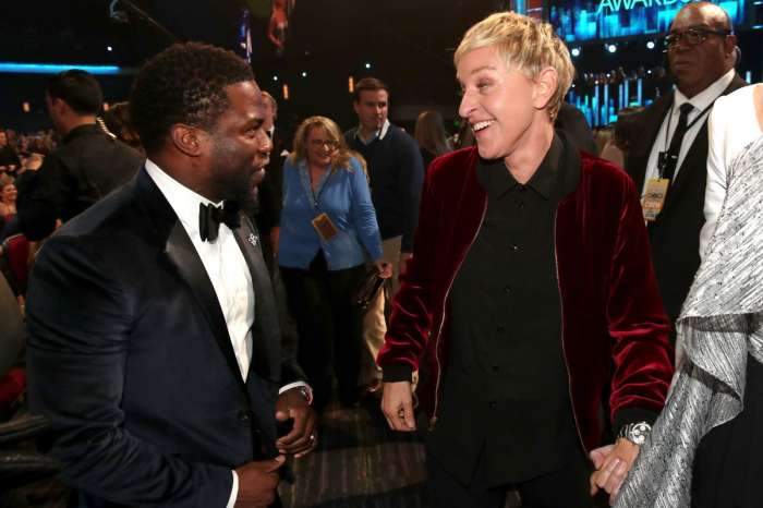 Ellen DeGeneres Campaigns For Kevin Hart To Host The Oscars -- Gets Criticized By The LGBTQ Community