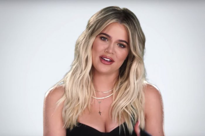 KUWK: Khloe Kardashian Obsessed With The Way She Looks After Tristan Thompson Cheating Scandal -- Allegedly Wears Makeup To Sleep!