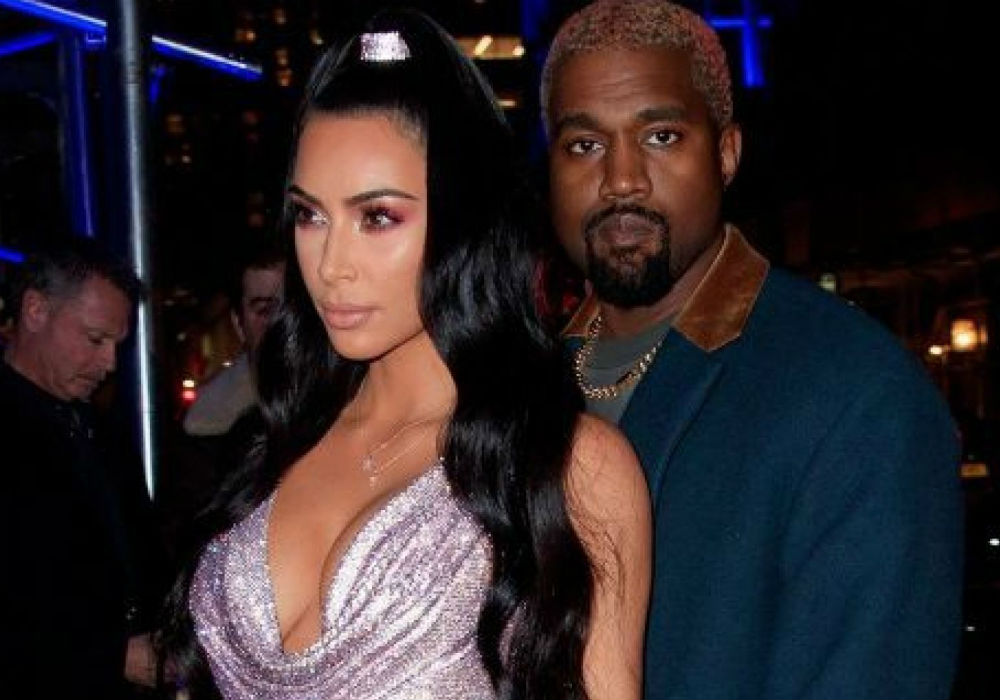 Kim Kardashian's Sisters Can't Believe She Is Having Baby No 4 With Her Marriage To Kanye West In Crisis