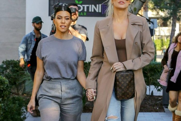 Khloe Kardashian Is Starting To  Annoy Her Sisters With All The Tristan Thompson Drama -- Even Kanye West's Wife Thinks She Does Too Much