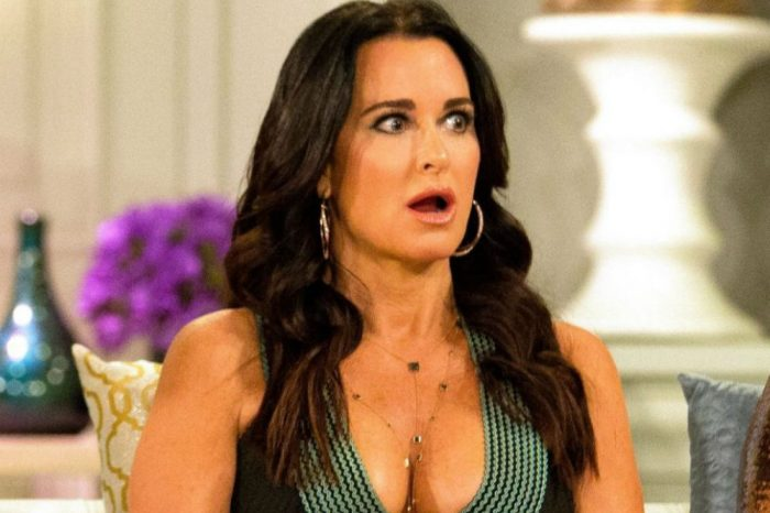 Kyle Richards Tells RHOBH Fans They Better Buckle Up For Season 9