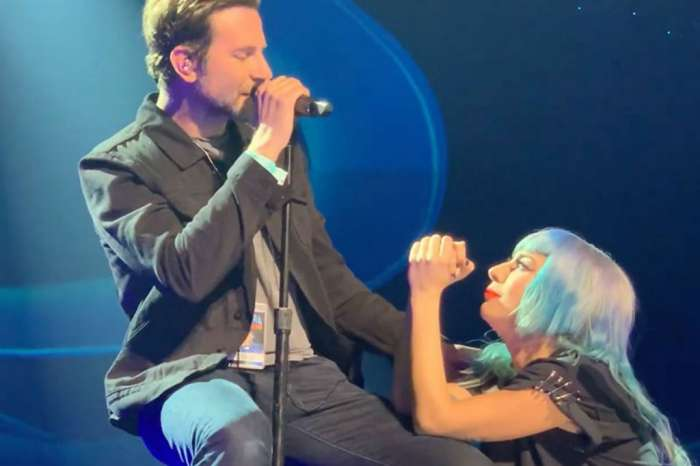 Lady Gaga & Bradley Cooper's Live 'Shallow' Performance In Las Vegas Has Fans Freaking Out