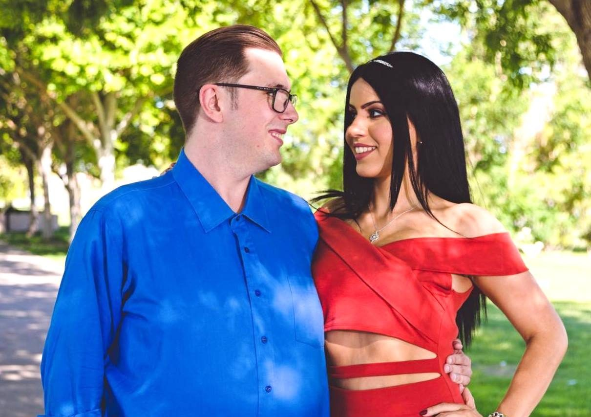 '90 Day Fiance' figure accused of attacking husband in Vegas