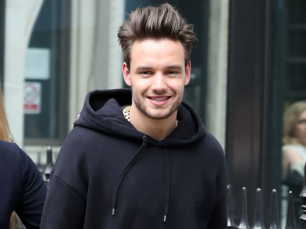 Liam Payne publicly flirts with Naomi Campbell after Cheryl split