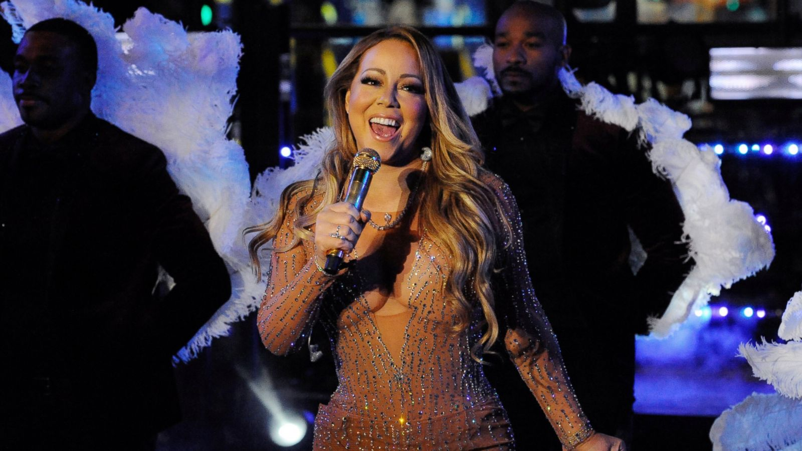 Mariah Carey sues her personal assistant for alleged blackmail