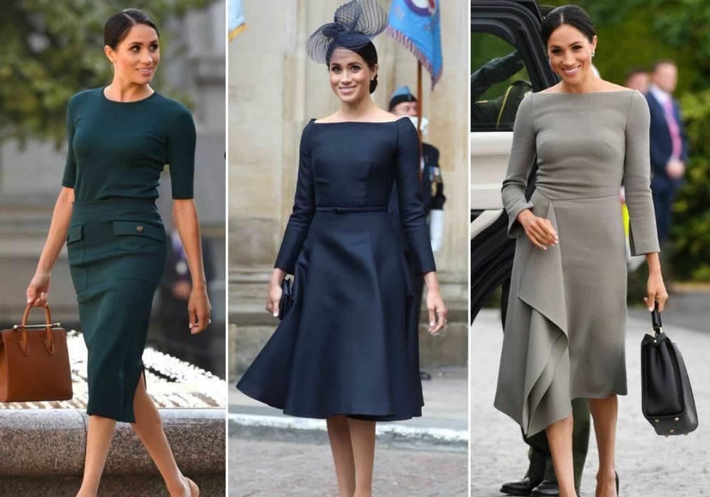 """meghan-markles-wardrobe-reportedly-cost-6-times-what-kate-middletons-did-in-2018"""