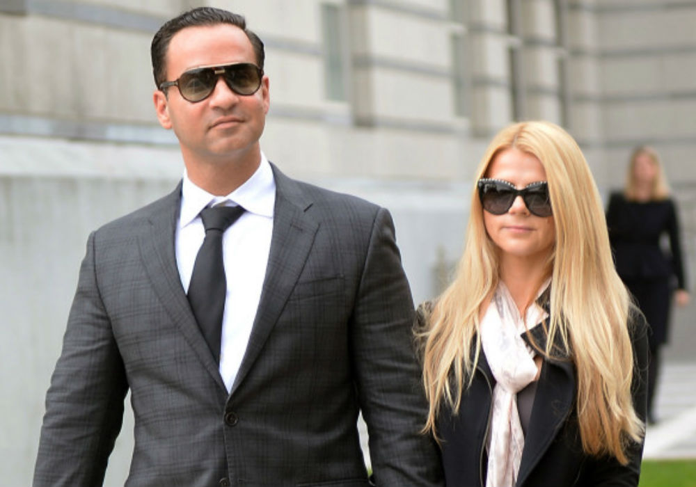 Mike Sorrentino's Release Date Revealed! Will The Jersey Shore Star Spend The Summer In Jail?