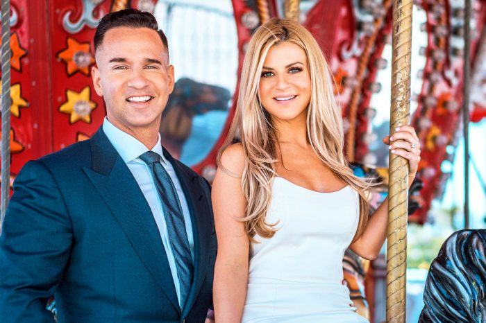 Mike Sorrentino's Wife Lauren Breaks Her Silence As The Jersey Shore Star Reports To Prison