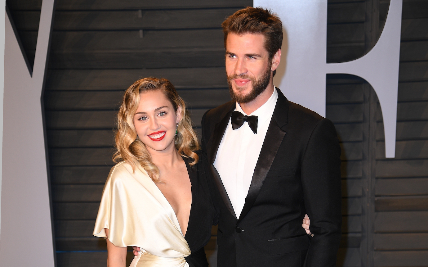 Miley Cyrus gushes about husband Liam Hemsworth in sweet birthday tribute