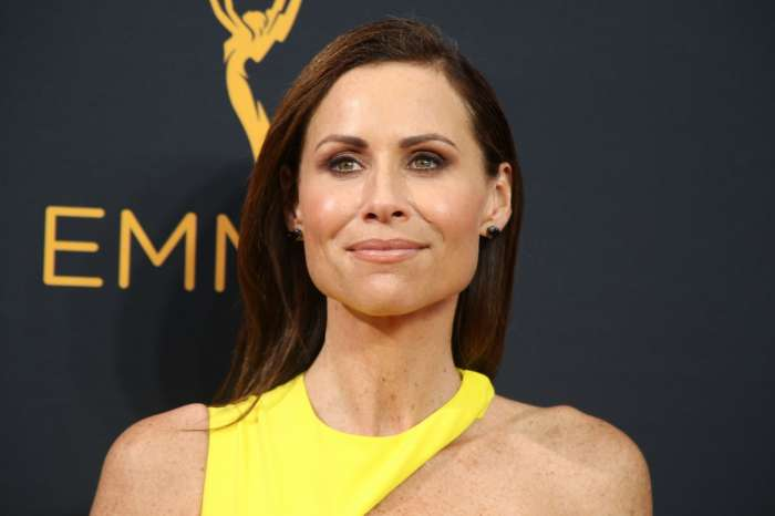 """Minnie Driver Says She's """"OK"""" With Her Weight When A Fan Asked"""
