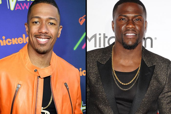 Nick Cannon Is Proud Of The Way Kevin Hart Handled The Oscars Controversy