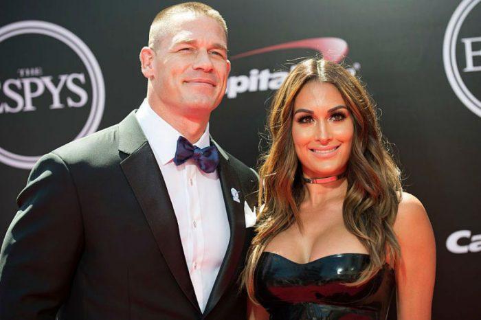 Nikki Bella Admits She Checks With Ex John Cena Before She Goes On A Date