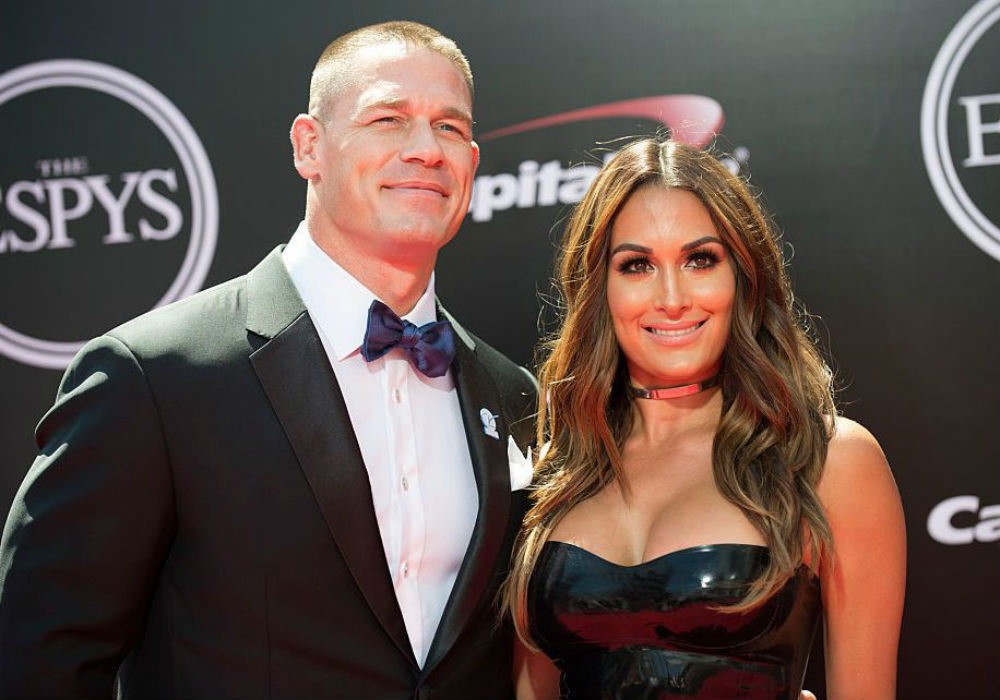 new style c7de8 445ce Nikki Bella Admits She Checks With Ex John Cena Before She Goes On A Date