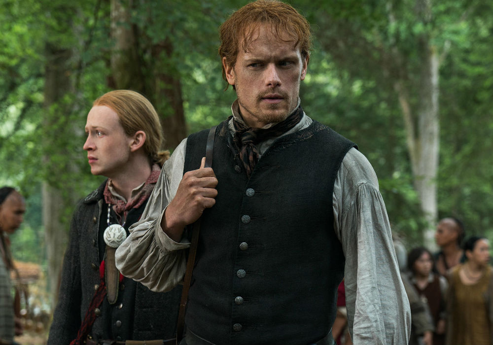 Outlander Star Sam Heughan On What The Season 4 Finale Means For Season 5